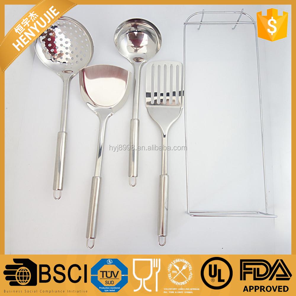 4 unids esp tulas utensilios de cocina herramientas de for Herramientas de cocina