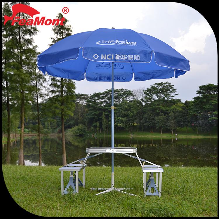 Anti-uv Upf 50 + Bloc Rose Polyester Table Pliante En Aluminium  Parapluie,Parasol Pour Table - Buy Parasol De Soleil Pour Table,Parasol De  Table De ...