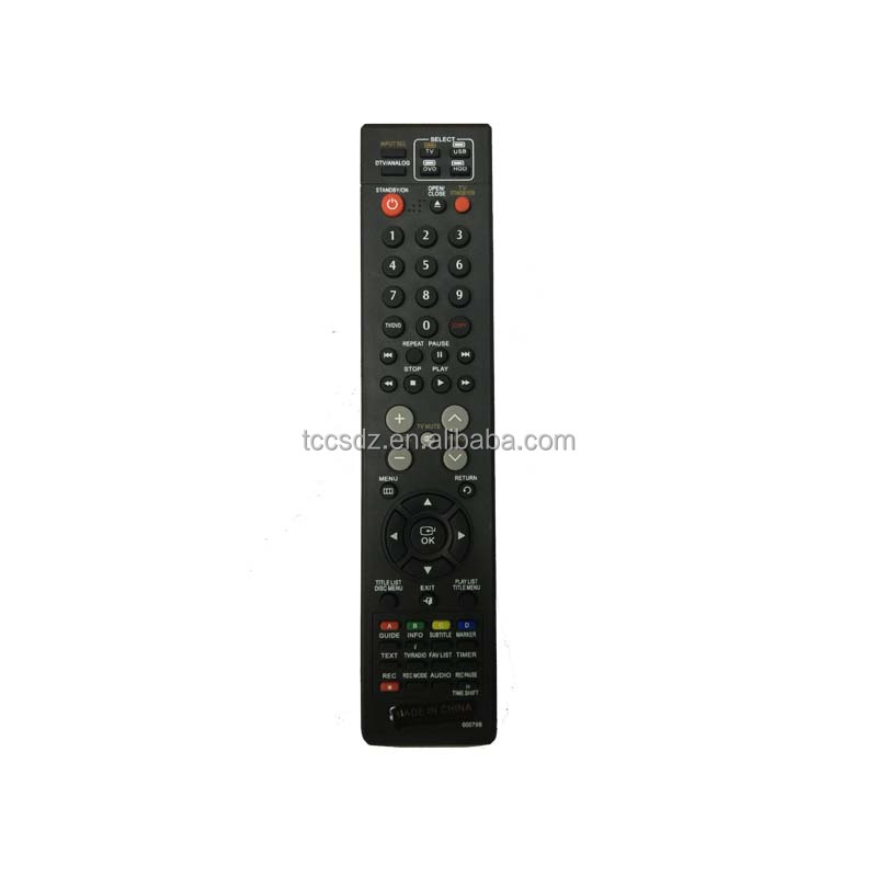 universal tv remote control for tv/dvd/hd/usb high quality