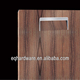RTA Rosewood Kitchen Stainless Steel Cabinet Door Panel China Supplier