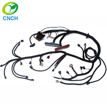 Standalone Wiring Harness For Gm Ls1 Vortec Engine Dbc T56 Transmission on