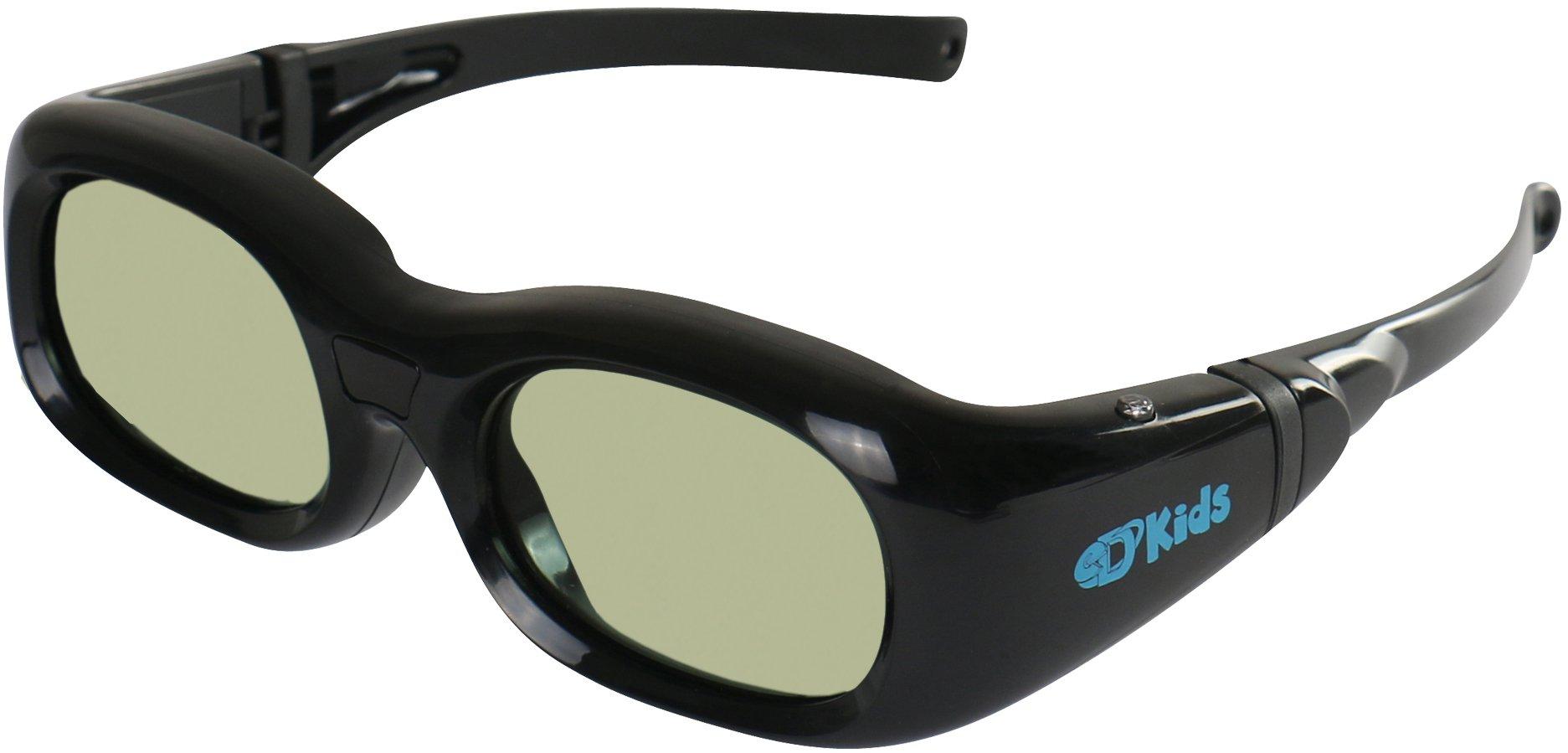 KIDS CHILDREN'S SAMSUNG Compatible eDimensional RECHARGEABLE 3D Glasses for 2011-16 Bluetooth 3D TV's