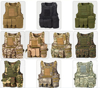 Olive Green Government Issue Secutiry Modular Tactical Vest