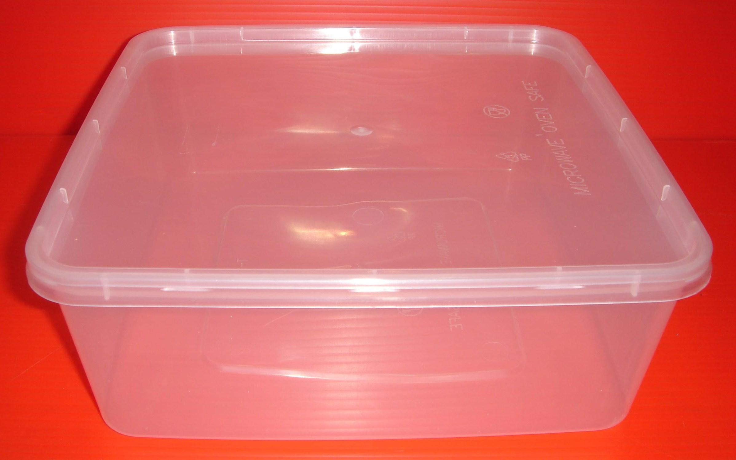 1500ml Square Container