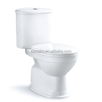 cheap arabic toilet bowl ceramic two piece toilet for bathroom