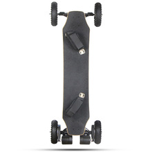 wholesales off road electric skateboards 1650W with big wheels