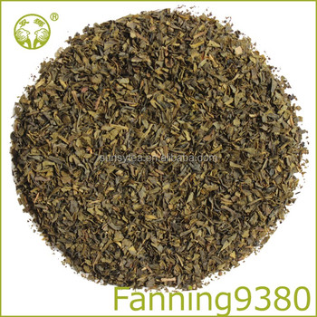 China green tea fannings Chunmee tea 9380 for tea bag
