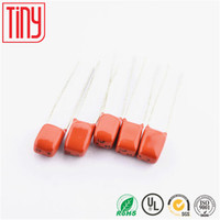 NEW ORIGINAL 63V 1uf 105k p5 CBB CAPACITOR