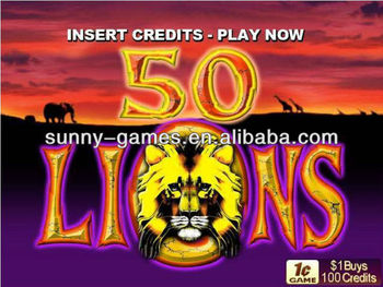 Игровые автоматы львы