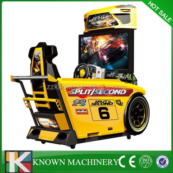 Hot sale video car driving game,need for speed arcade game machine for sale