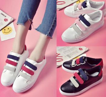 Latest design wholesale woman shoes new casual sport girls shoes