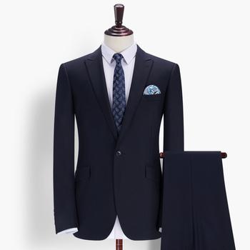 Pour Droite De Costumes Costume Marine Homme Conception Bleu yv0O8mwPnN