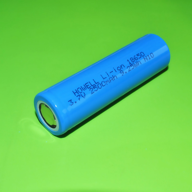 Ul Approved 2200mah,2400mah,2600mah,10000mah Li-ion 18650 Battery ...