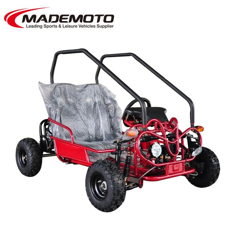 4 Tiempos Go Kart Motores 2 Asiento Buggy Go Kart Marcos 110cc Go ...