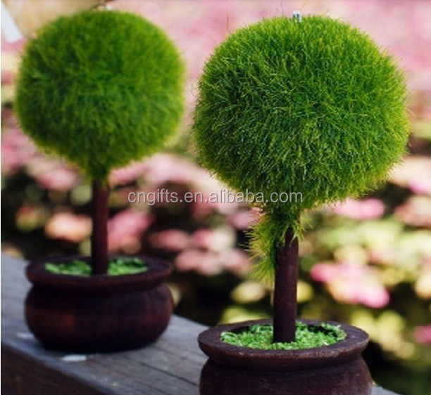 Event Party Supplies Of Heart Shaped Green Topiary Tree