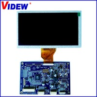 JD102M03 7'' color TFT LCD module provides OEM or ODM services