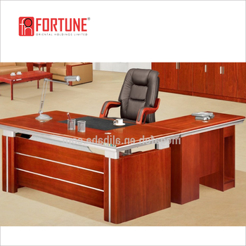 philippines office furniture executive wood veneer office desk fohk rh alibaba com