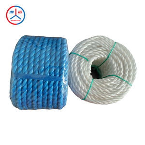 High quality 6mm 8mm 10mm Blue Twisted PP Rope