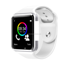 2017 bluetooth smart watch A1 for Apple android phone support SMI/TF men wristwatch reloj