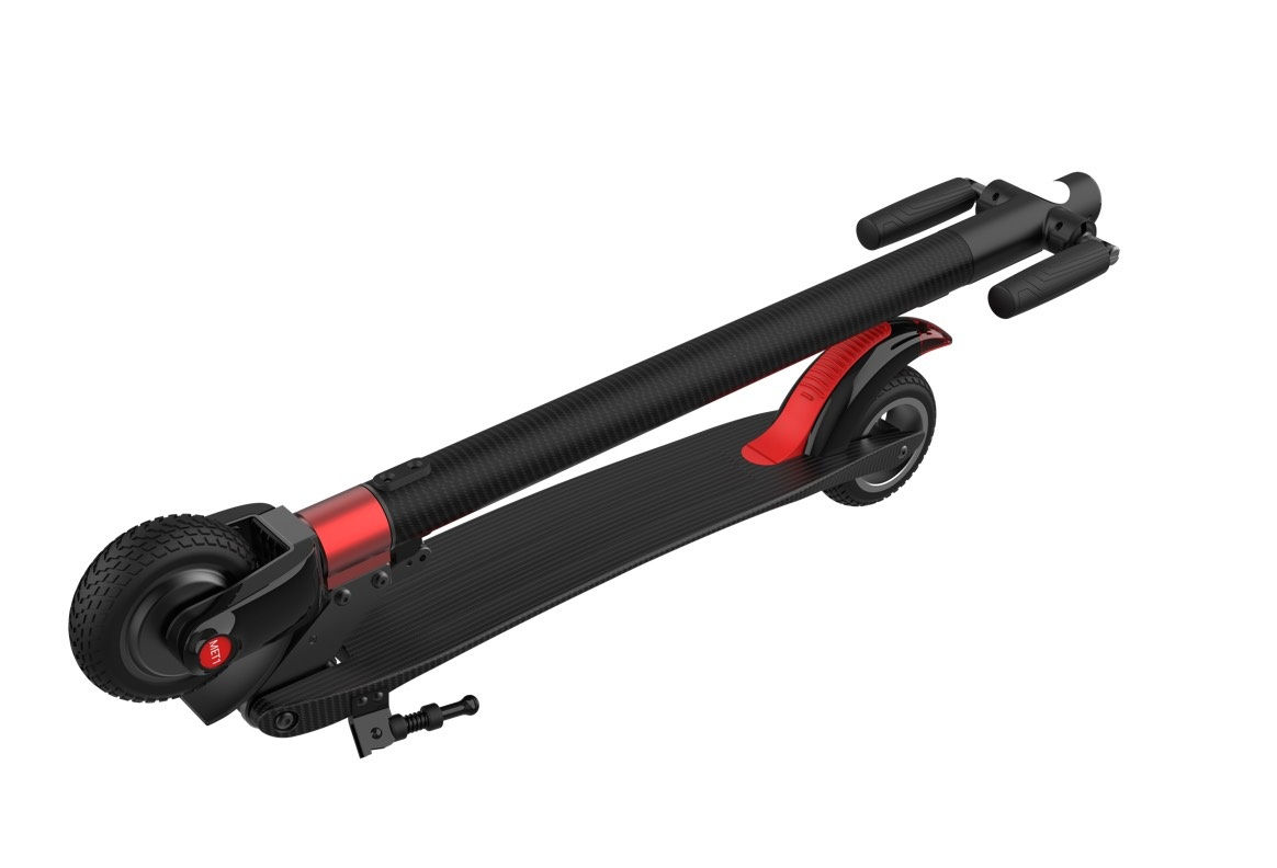 new product super lightweight folding carbon fiber adult electric scooter 36V 300W