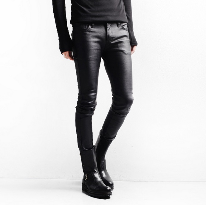 Men Leather Leggings The Else