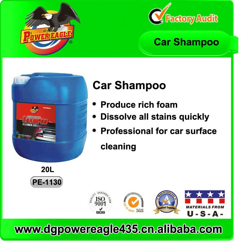 High Quality Foam Car Wash Shampoo