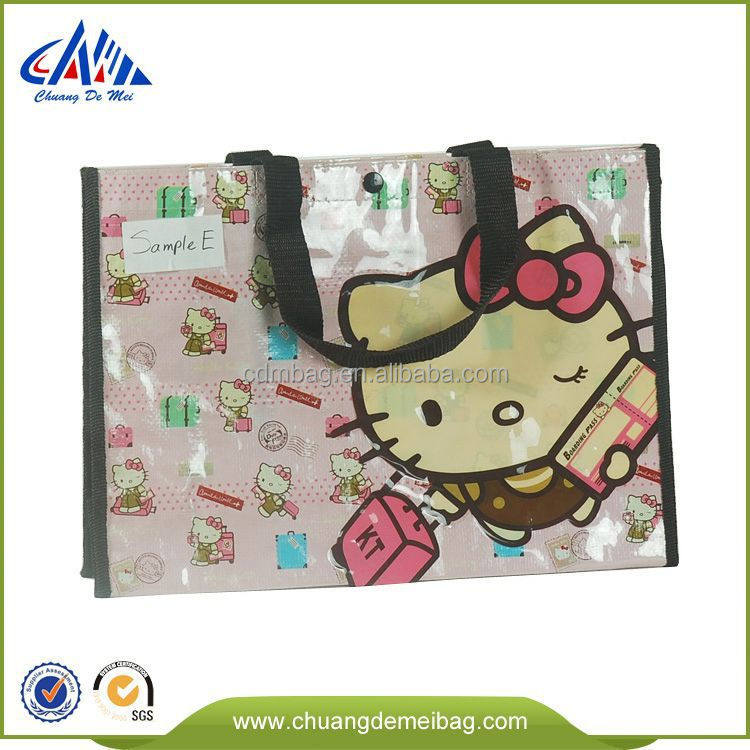 New Type Popular Sell Pvc Coach Bag