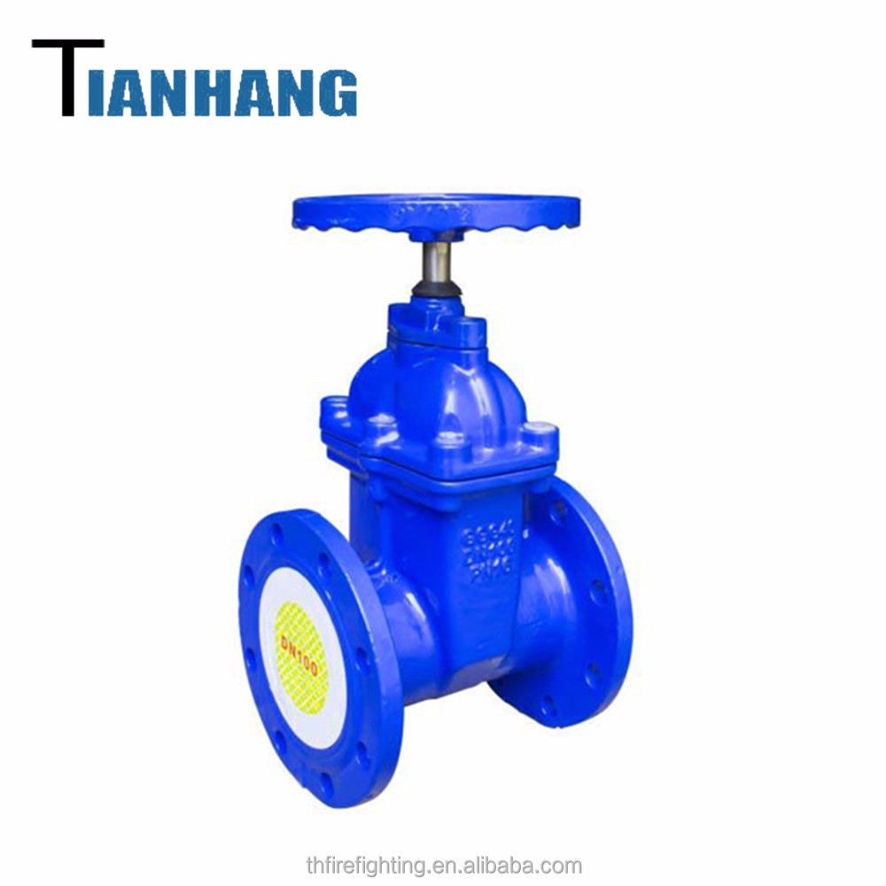 Chian factory Rod type elastic seat sealing gate valve