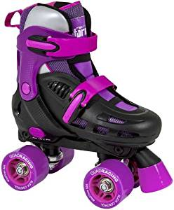 SFR Storm Kids Quads Purple/Black