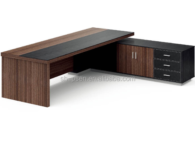 China Factory Price Modern Wooden Office Desk Furniture Table