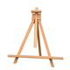 TOP Folding Table Wooden Easel Mini Wood Easel