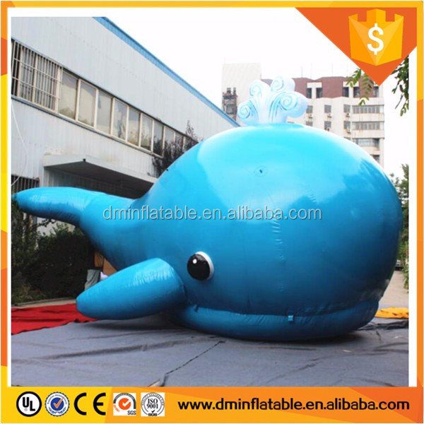 On Sale Giant Inflatable Fish, Inflatable Cetacean, Inflatable Whale