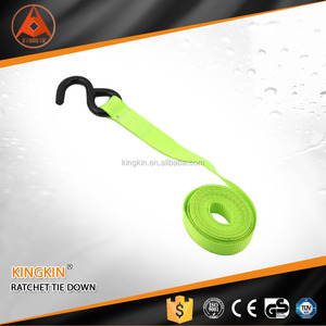 plastic s hook green ratchet strap cheap ratchet straps retractable ratchet strap