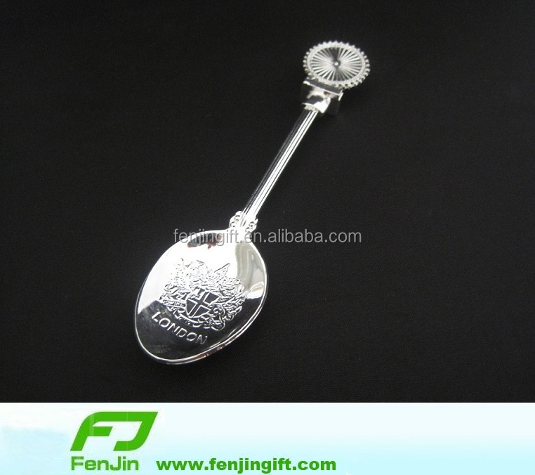 london engrave custom made metal spoon