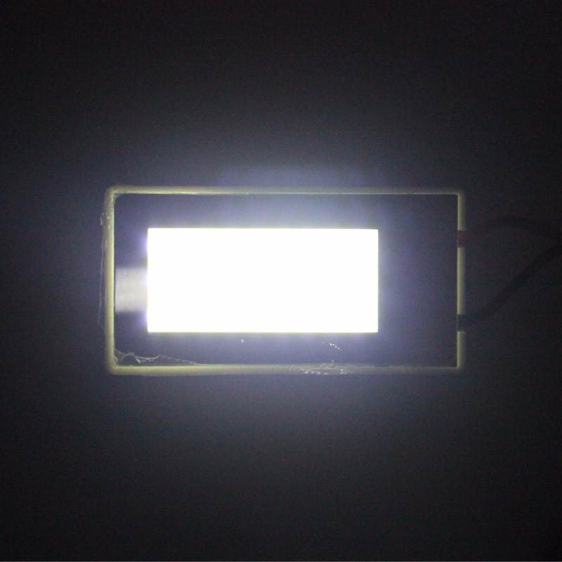 Wholesale Car COB LED Panel Dome Lamp,Car Interior Reading Plate Light Roof Ceiling Board Light T10 Festoon BA9S Adapter