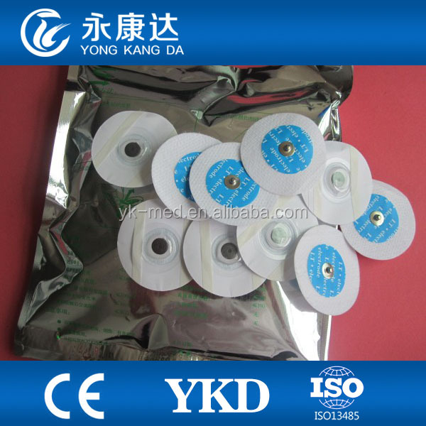 Disposable Adult ECG electrodes for patient monitor