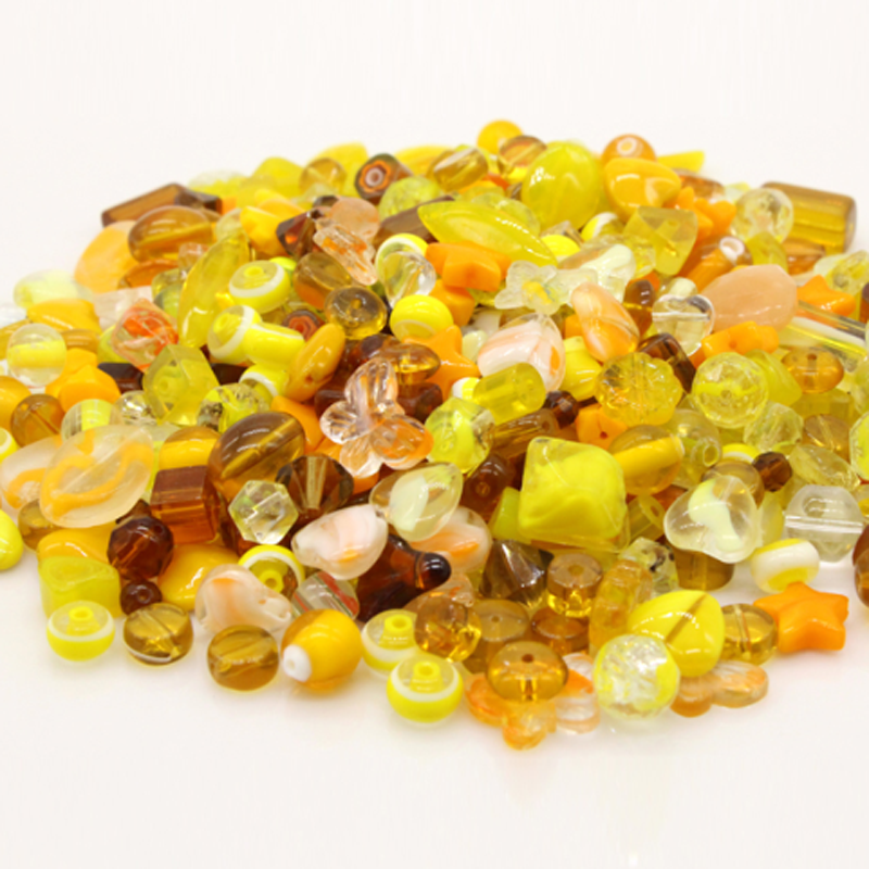 Wholesale indonesian glass beads for aquarium from hyderabad