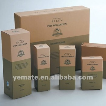 High Quality Recycled Cosmetic Packaging Cosmetic