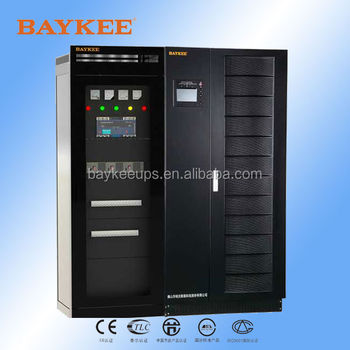 baykee three phase online digital 60kva ups solar system