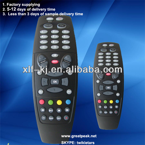 043P dreambox RC for STB/ DVB/ TV