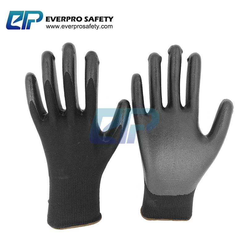 Nitrile dipped Gloves (43)