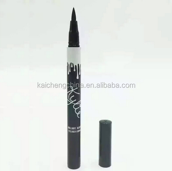 Recommend provide sample OEM manufacture eyeliner pencil kylie xoxo make up beauty cosmetics best waterproof liquid eyeliner
