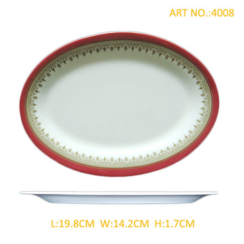 2018 Wholesale cheap custom print melamine plates oval  sc 1 st  Alibaba & 2018 Wholesale Cheap Custom Print Melamine Plates Oval - Buy Custom ...