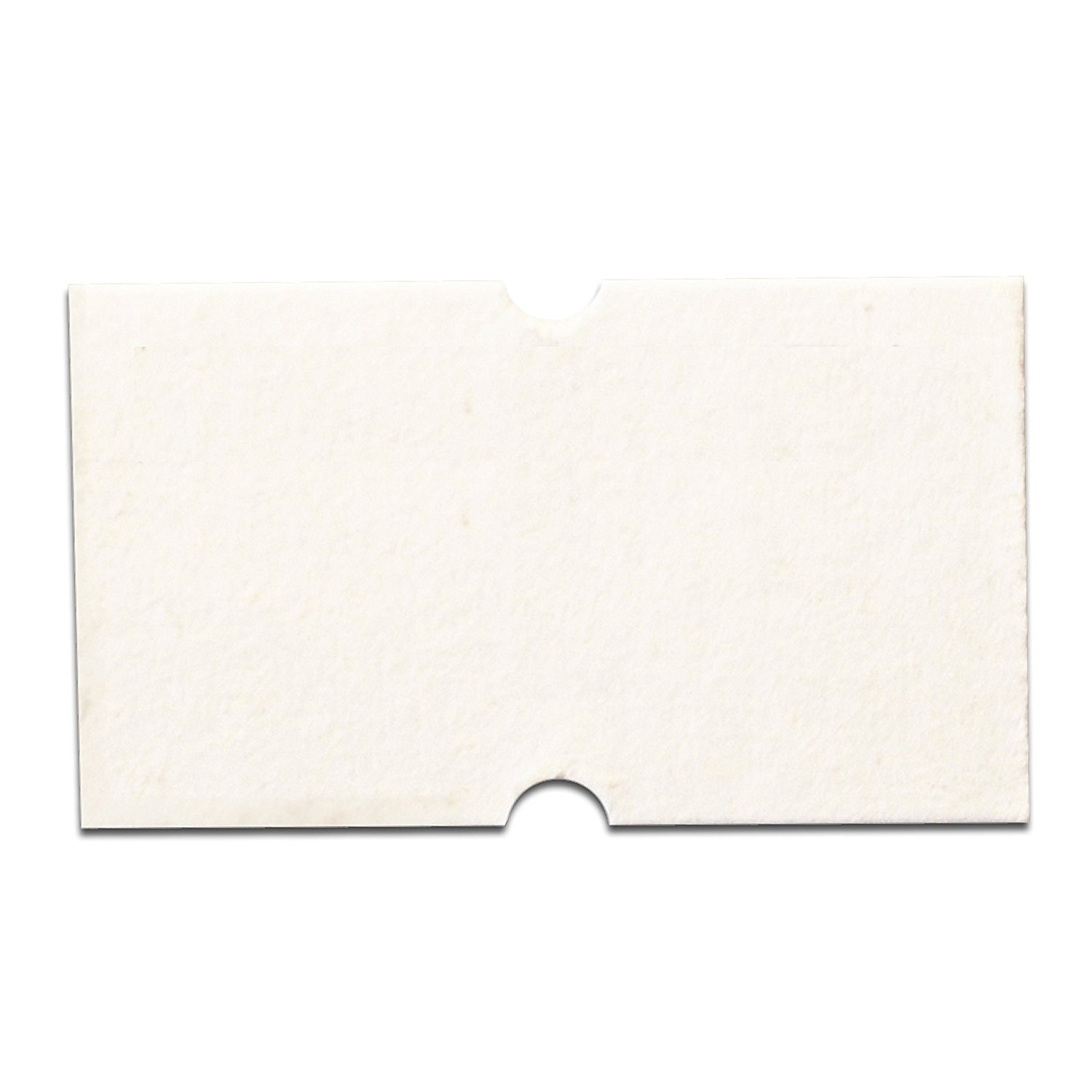 Price Gun Labels (CT1 Punch Hole) White 22 x 12mm
