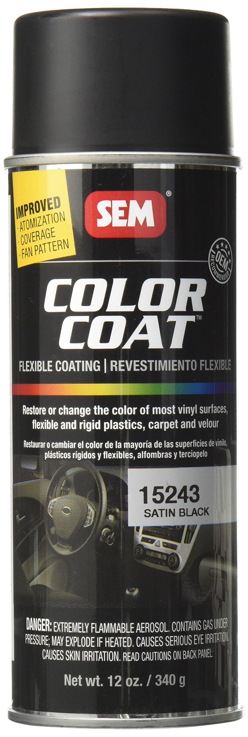SEM Products 15163 Color Coat Preside Aerosol
