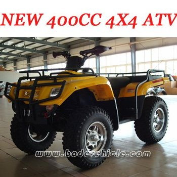 400cc 4x4wd Atv(mc-393)