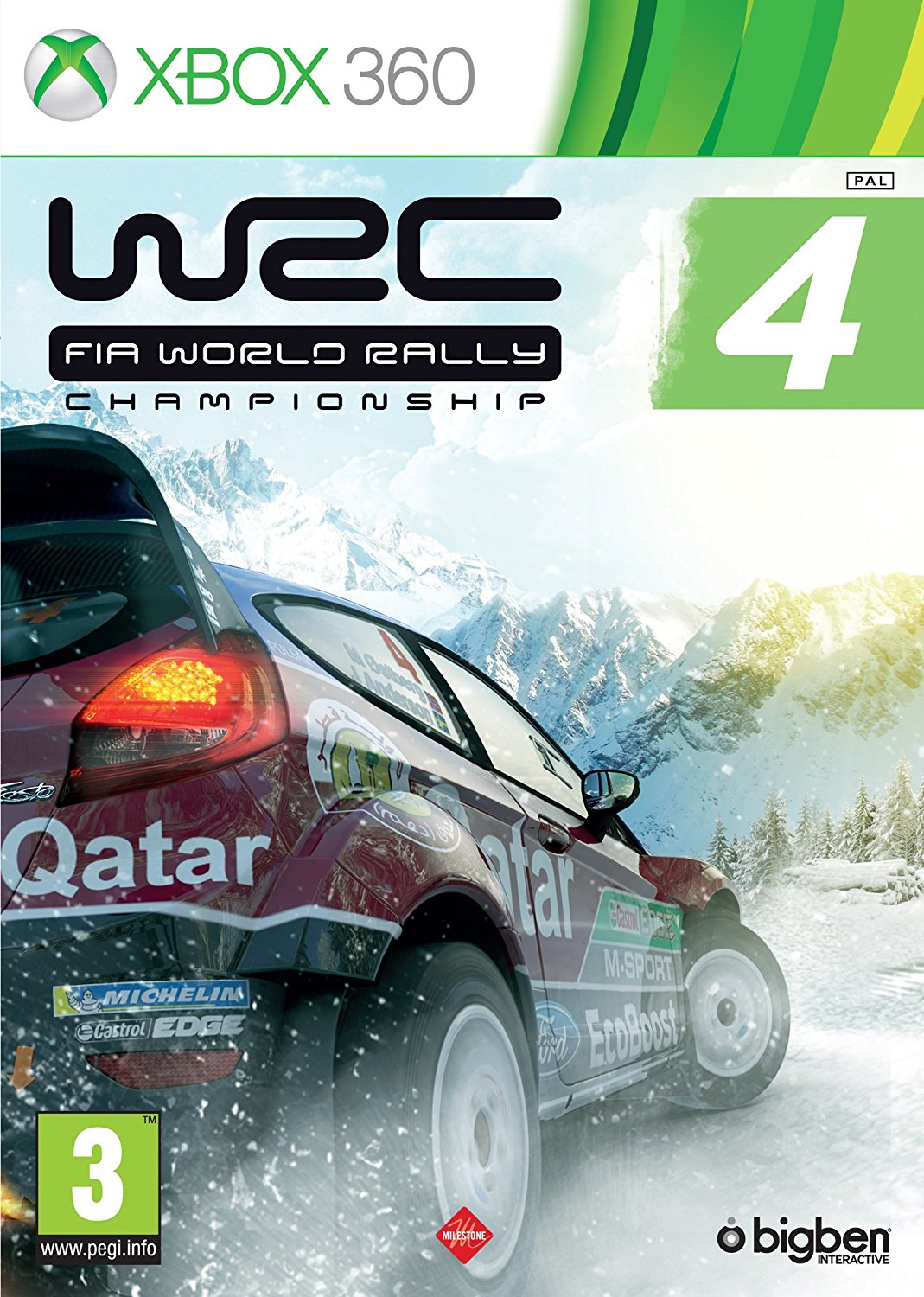 WRC 4: World Rally Championship