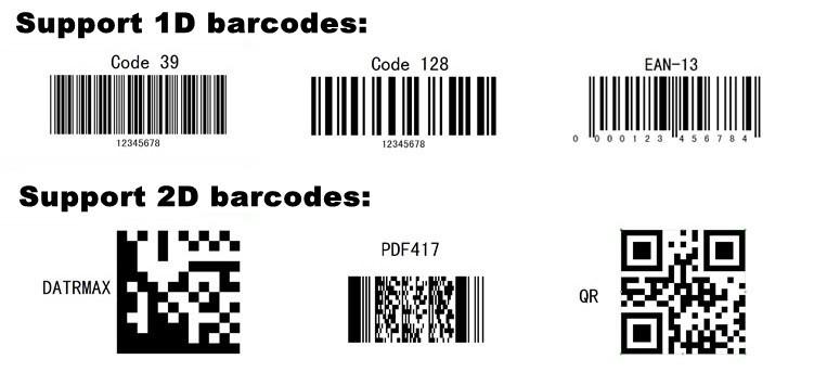 barcode scanner of youjie 2d handheld   pdf