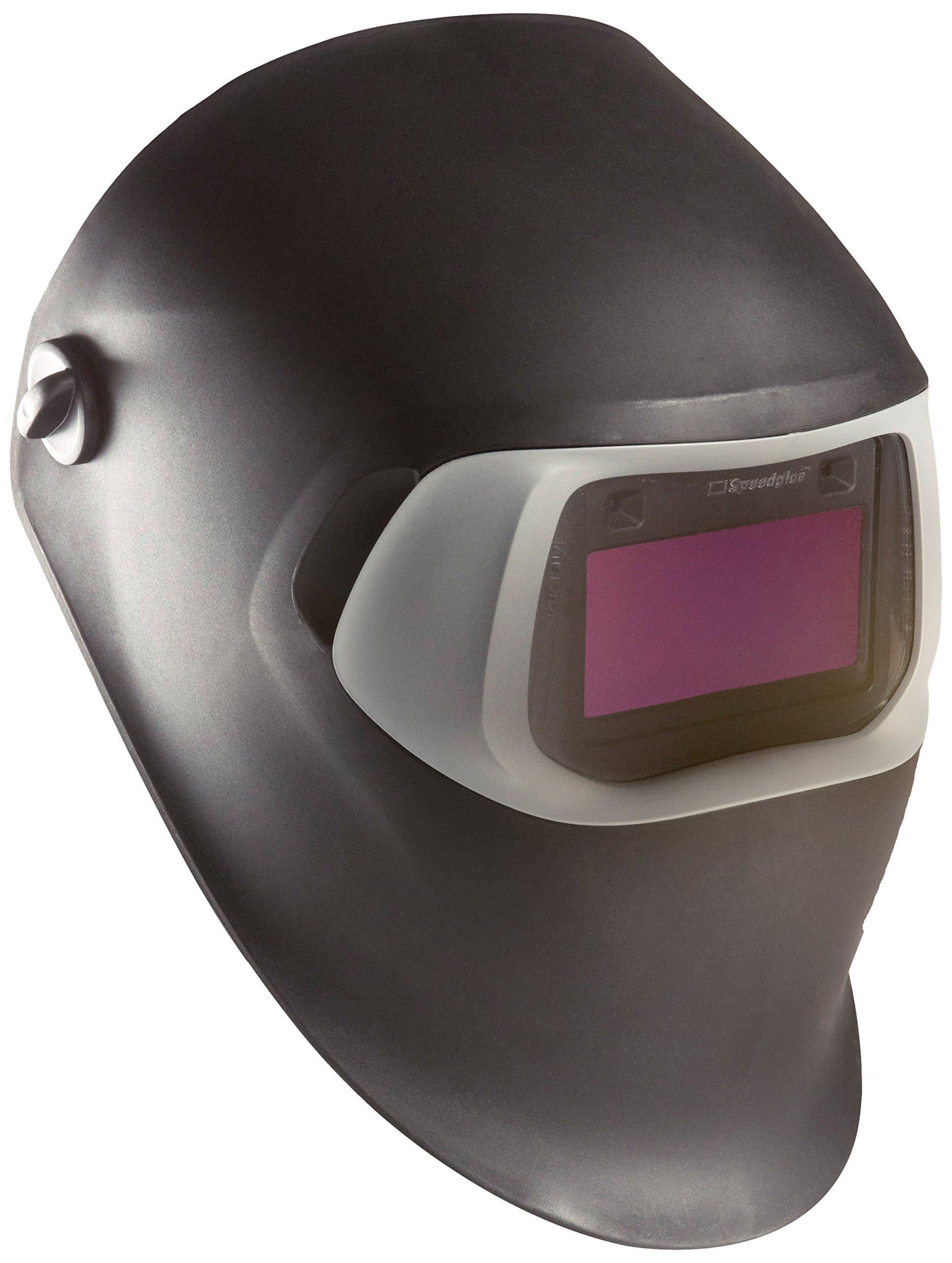 5fb30de0625 Get Quotations · 3M Speedglas Black Welding Helmet 100