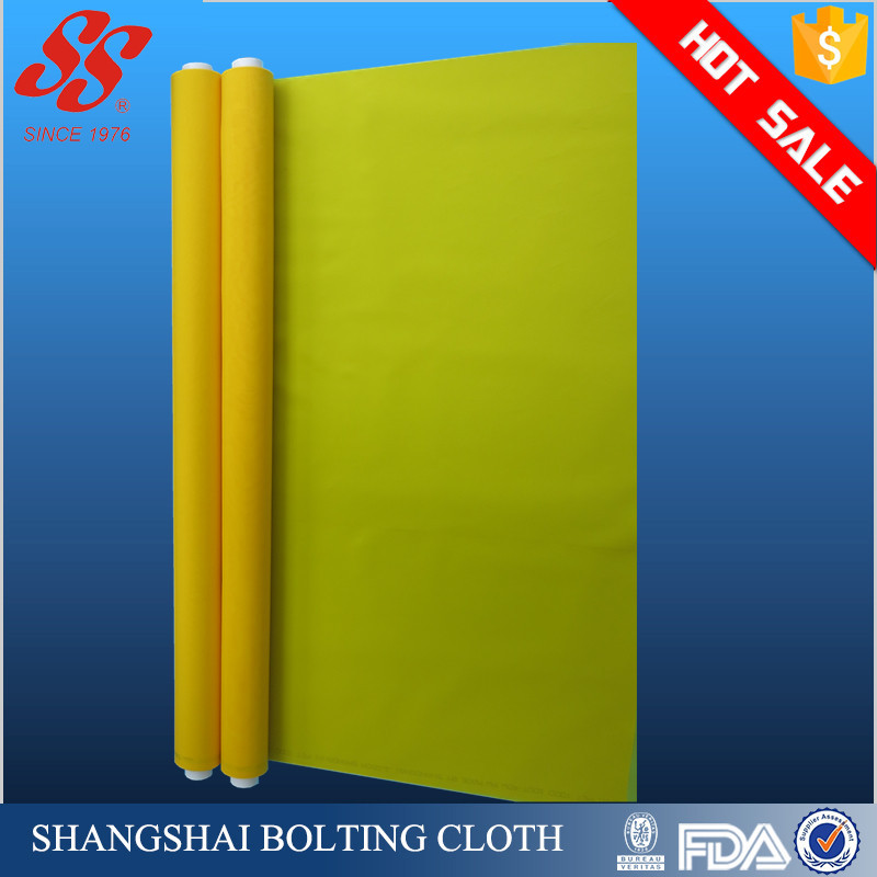 trade assurance Fine quality 80T Polyester Monofilament T Shirt Screen Printing Mesh